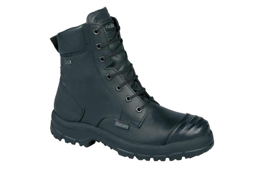 Goliath GORE-TEX støvle med snøre og lynlås S3 HRO WRU