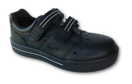 LeBOCK sikkerheds sneaker sandal S1P
