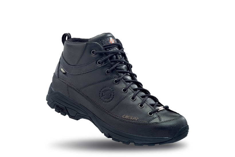 Crispi A  Way Mid Black GTX