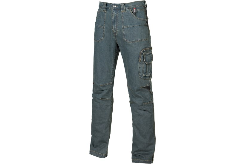 U-POWER TRAFFIC Rust Jeans